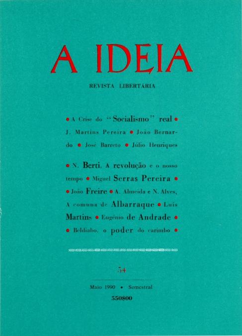 A_ideia_54_capa
