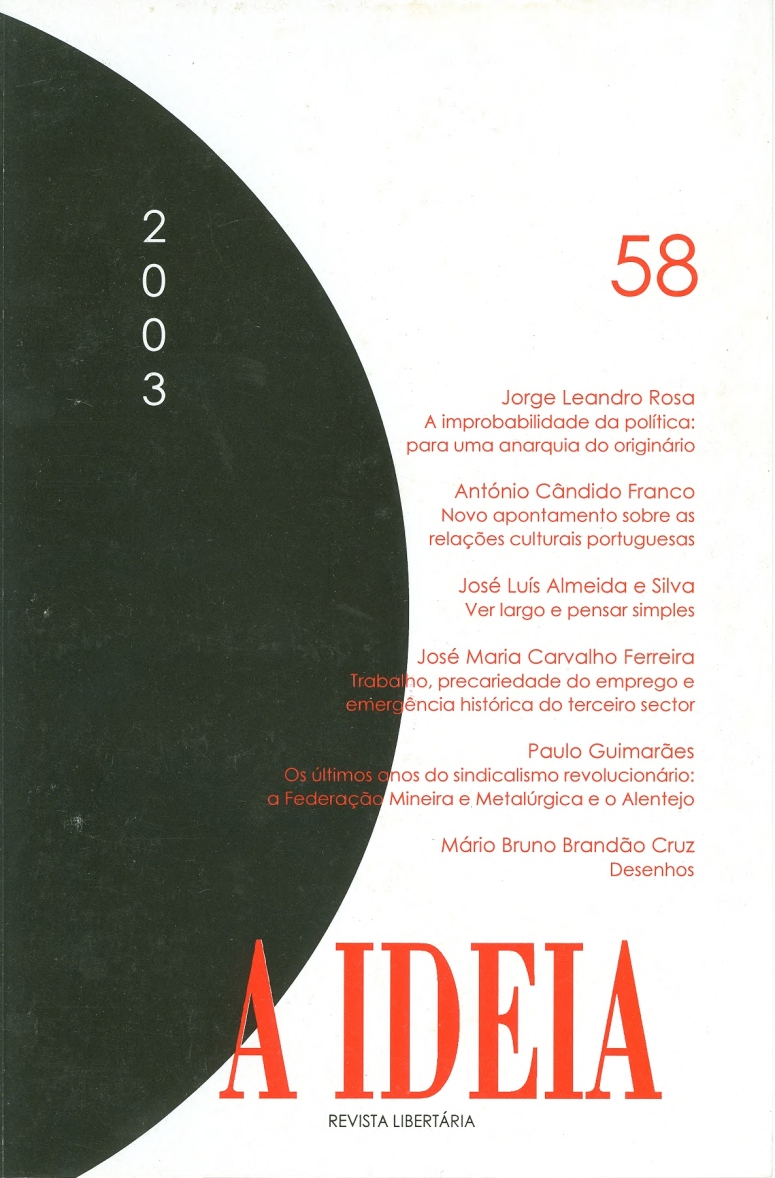 A_Ideia_58_capa